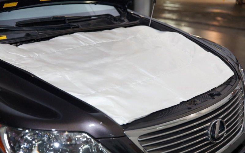 Автомобильное одеяло