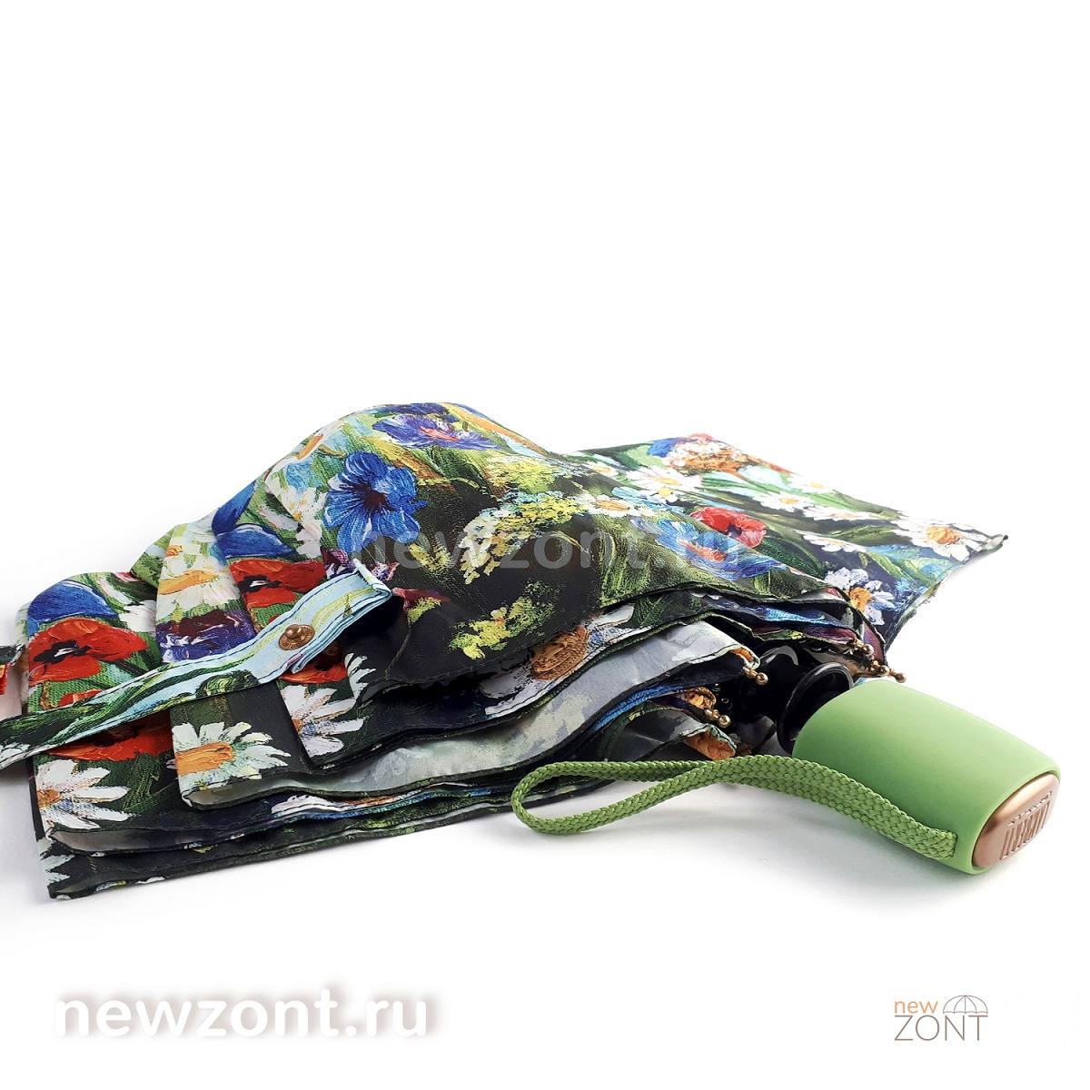 Плоский зонтик автомат Lamberti