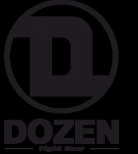 Логотип Dozen Fight Gear