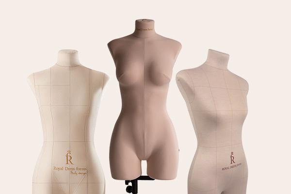 манекен женское белье