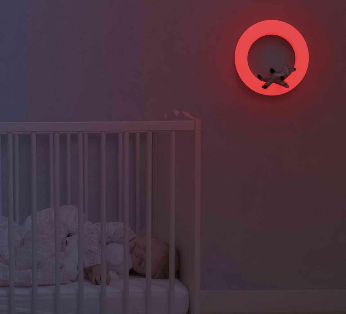 Освещение в детской ночью