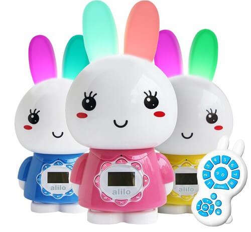 Купить большого зайку Alilo G7 в интернет-магазине Мама Любит