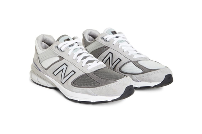 New Balance & BEAMS 990v5 «Concept: 007»