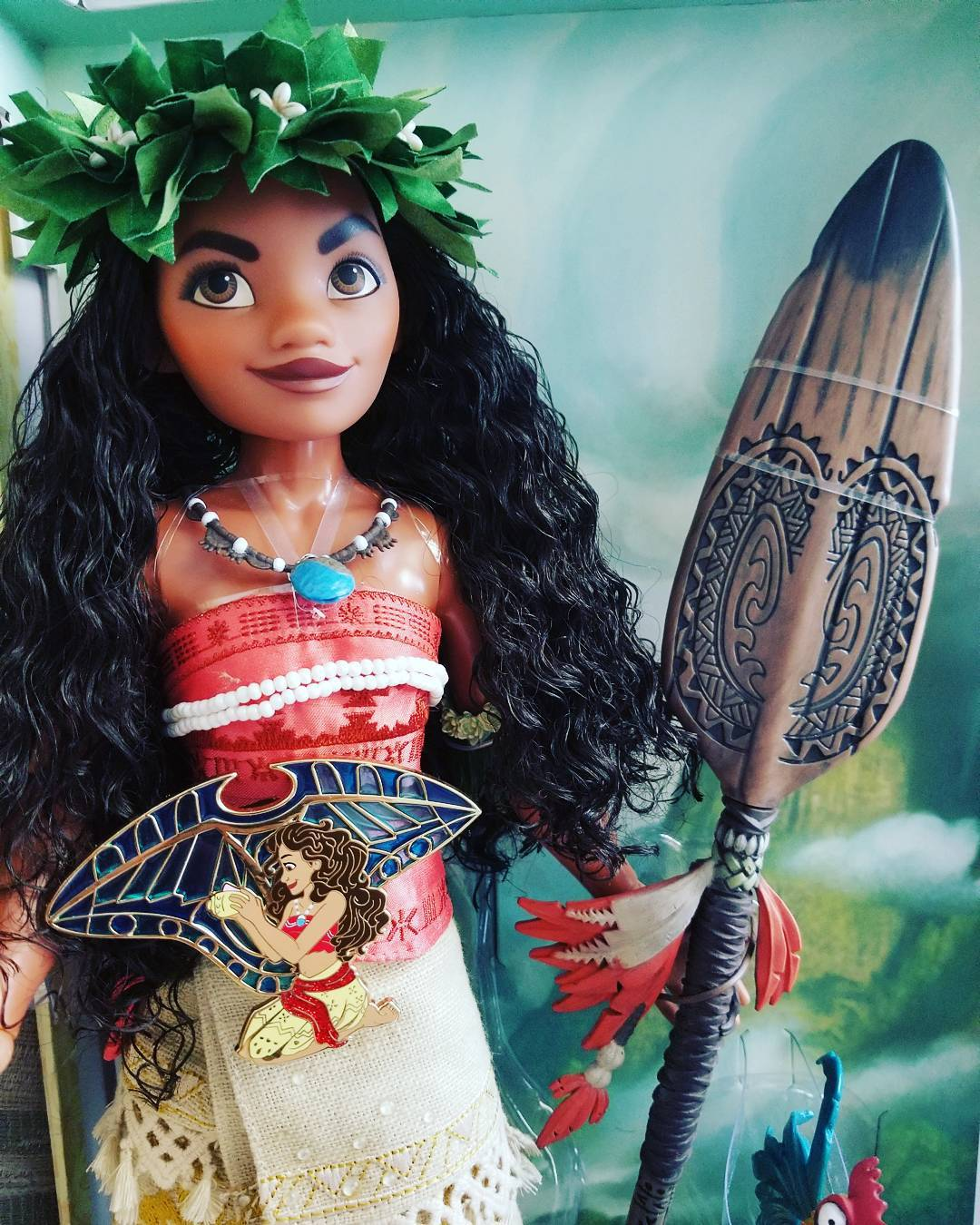Кукла Моана Дисней, базовая