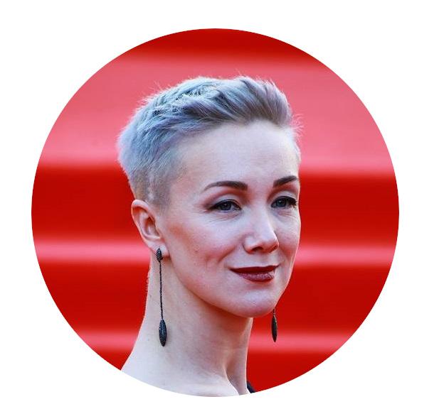 Дарья Мороз, актриса