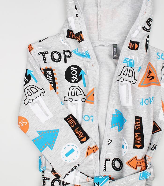 Детские халаты для мальчиков 2021