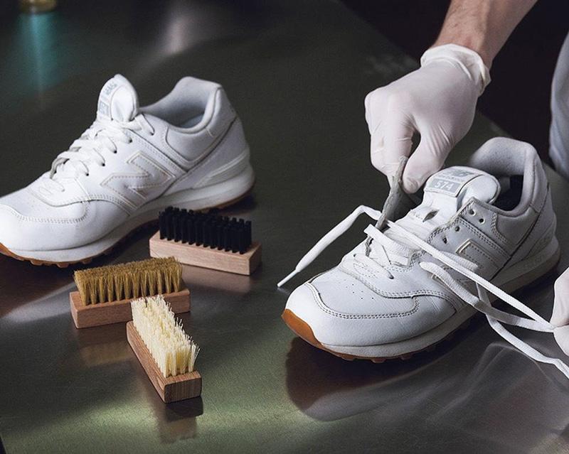 Почистить белые кроссовки - 2