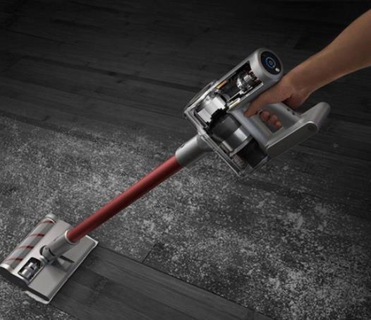 Беспроводной ручной пылесос Dreame V11 Vacuum Cleaner Global режим непрерывной работы