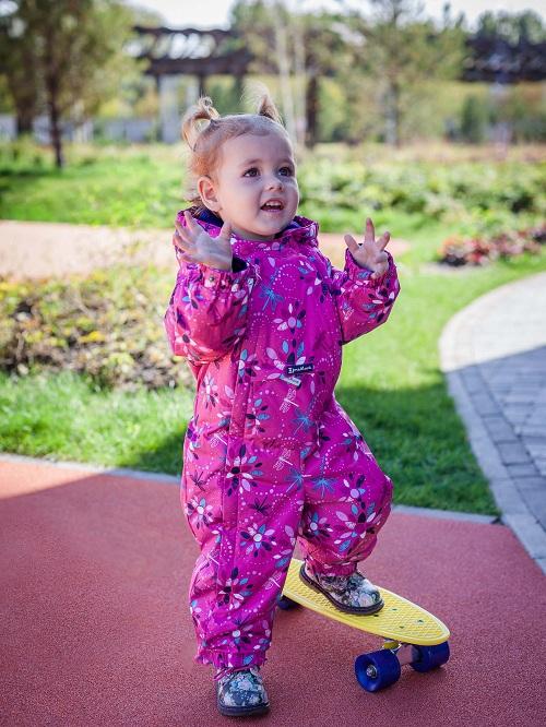 Детский комбинезон Premont для девочек Кувшинка Фабиола SP91001 в магазине Premont-shop