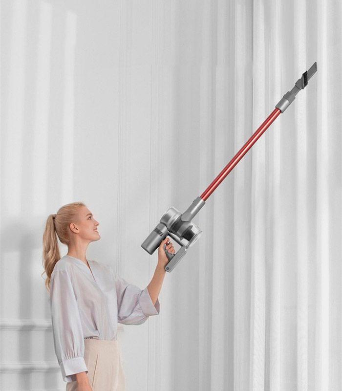 Беспроводной ручной пылесос Dreame V11 Vacuum Cleaner Global эргономичный дизайн
