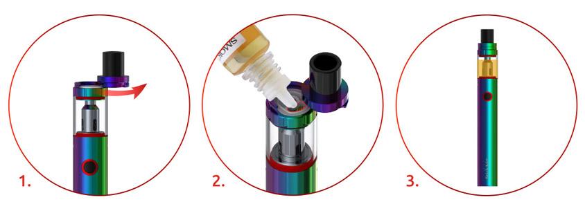 SMOK Stick M17 Kit