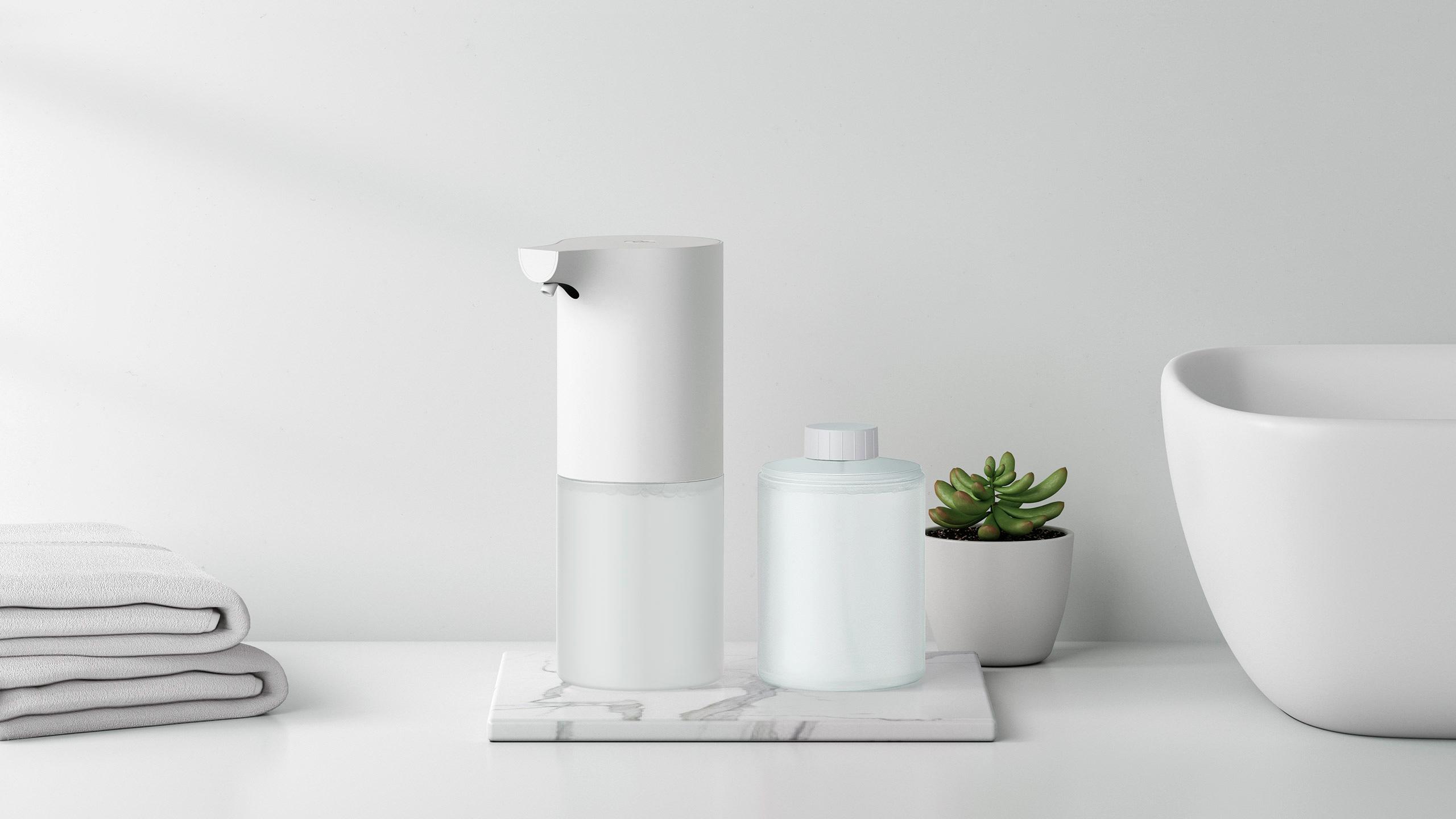 Сенсорная мыльница Xiaomi Mijia Automatic Foam Soap Dispenser