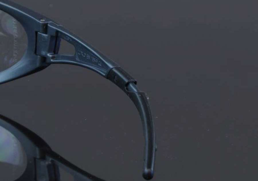 Очки с удобной дужкой с антискользящим покрытием