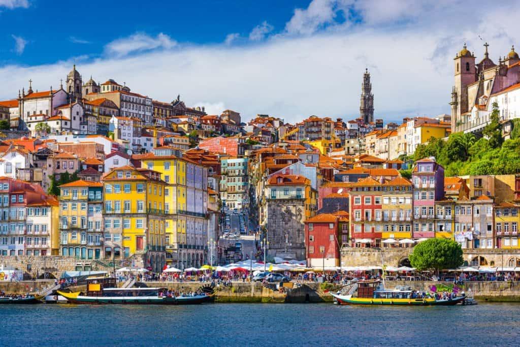 Серфинг в Порто