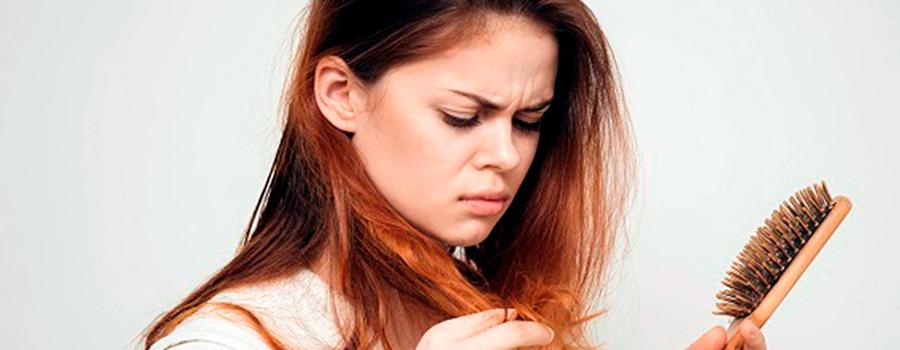состояние волос: тип волос