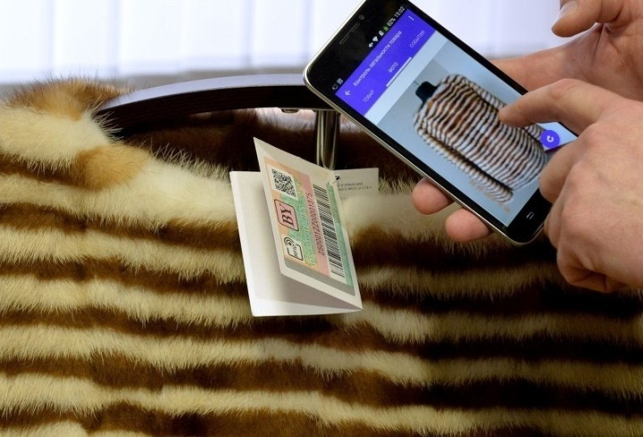 Маркировочные бирки меховых изделий могут оснащаться RFID-чипами