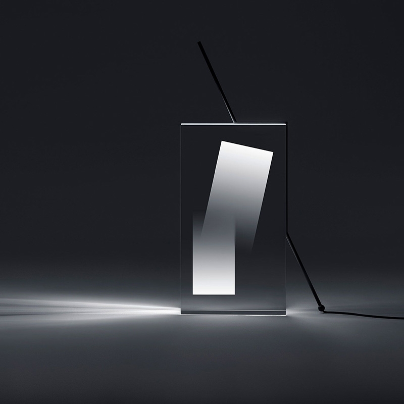 Светильники Light Fragment от Nendo