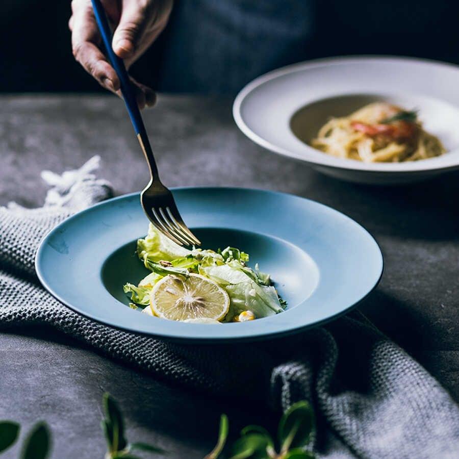 Качественные глубокие суповые тарелки