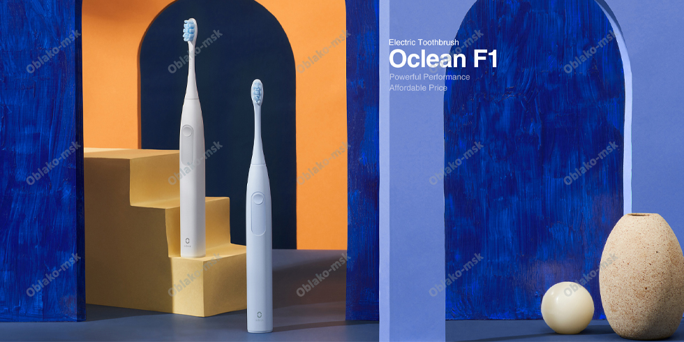 Электрическая зубная щетка Oclean F1 Electric Tootnbrush RU EAC