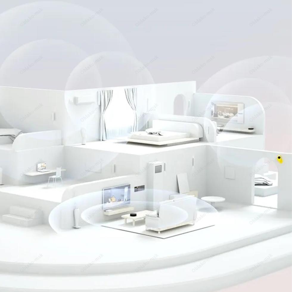 Главный блок управления умным домом Aqara Hub M2 RU EAC