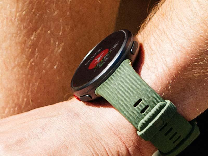 Часы Polar Vantge V2 green