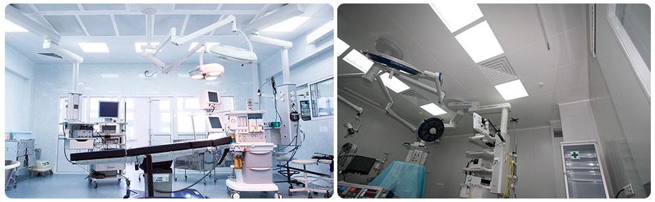 вентиляция в операционной