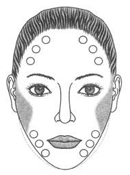 Коррекция ромбовидной формы лица