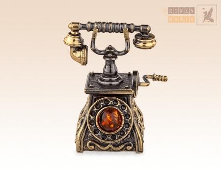 колокольчик Телефон ретро