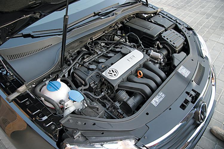 VW FSI