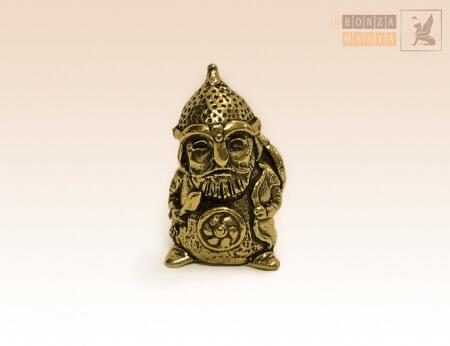 напёрсток Лучник - бронзовый коллекционный наперсток
