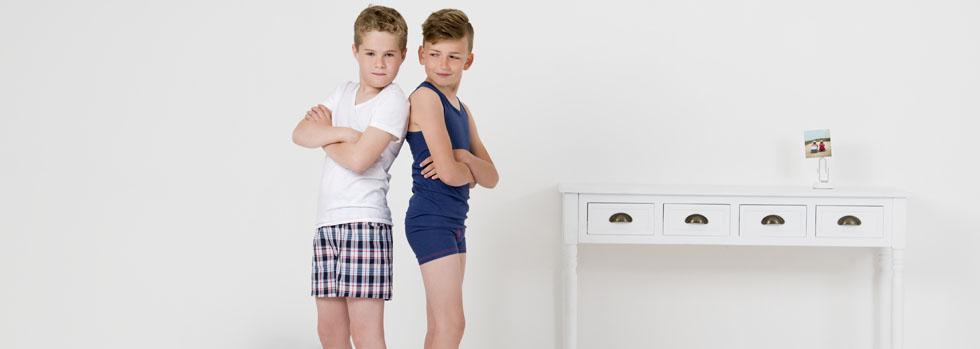 Детское белье для мальчиков