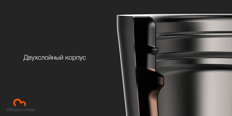 Умный термос Xiaomi Moka Kiss Kiss Fish СС Cup