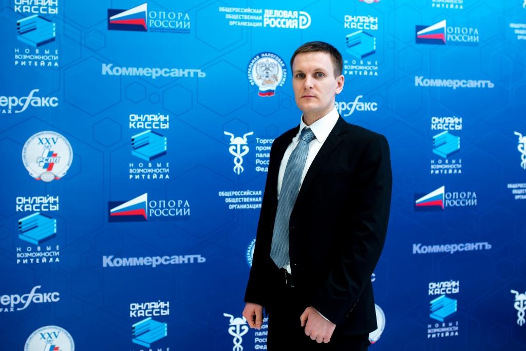 заместитель директора по развитию оператора Антону Гаврилову