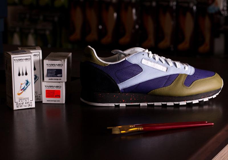 Покрасить кроссовки - 1