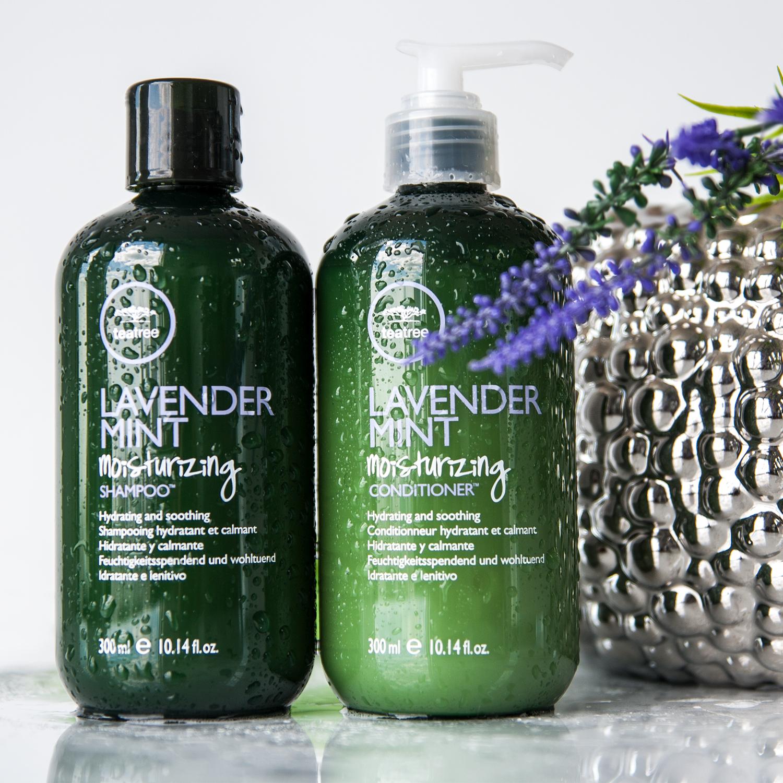 Tea Tree Lavender Mint
