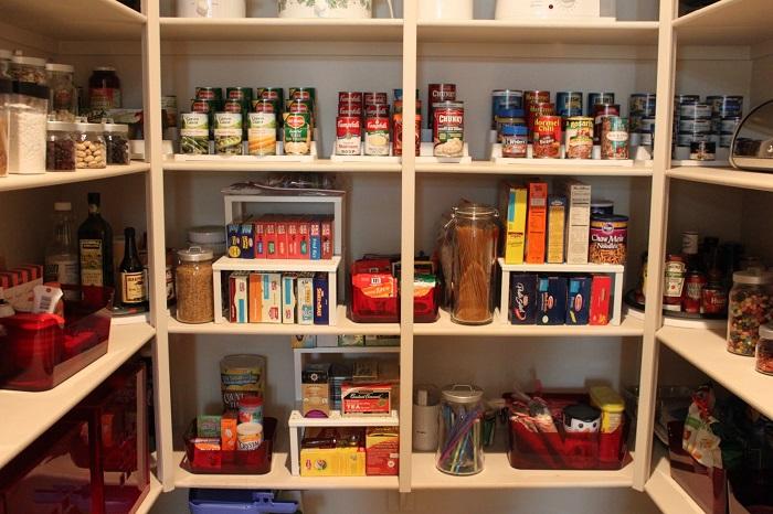 склад для хранения продуктов