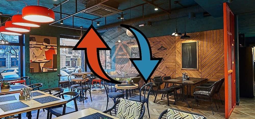 проектирование вентиляции на предприятиях общественного питания