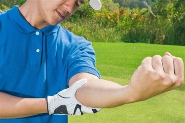 гольф болезни