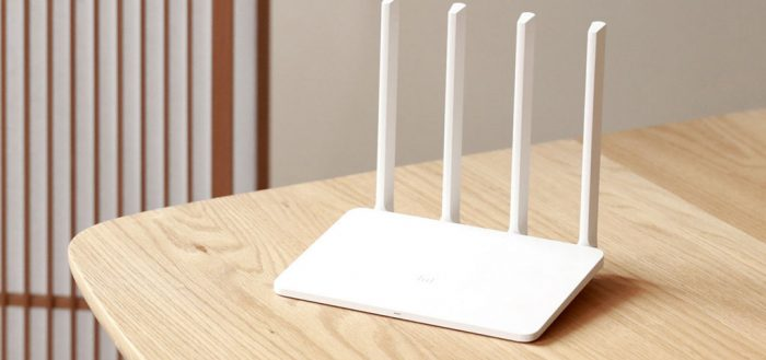 Роутер Xiaomi Mi Wi-Fi 3 White (белый)
