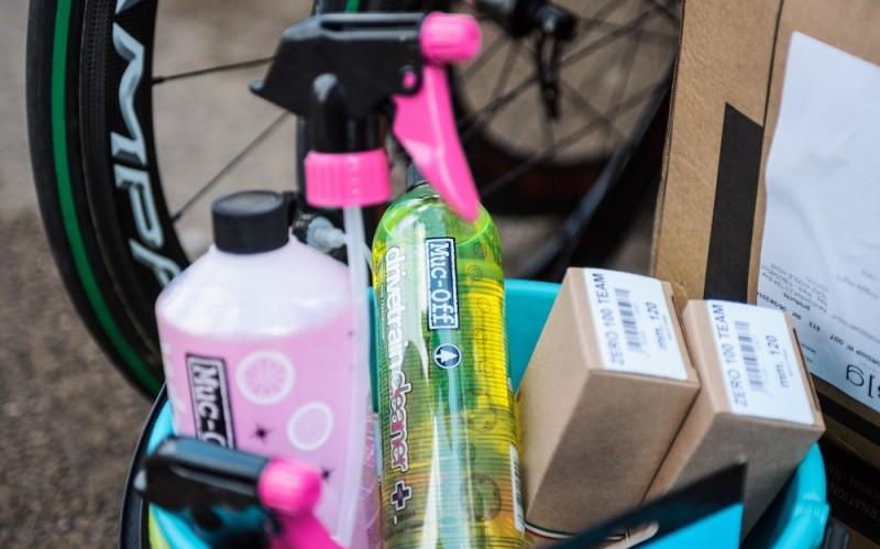 Велосипедная химия