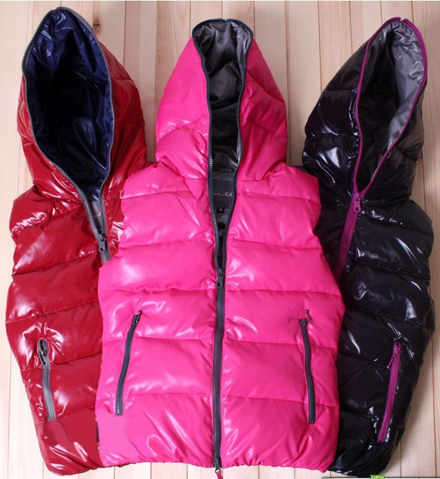free-shipping-plus-size-clothing-mm-plus-size-vest-with-a-hood-japanned-leather-shiny-down-cotto.jpg