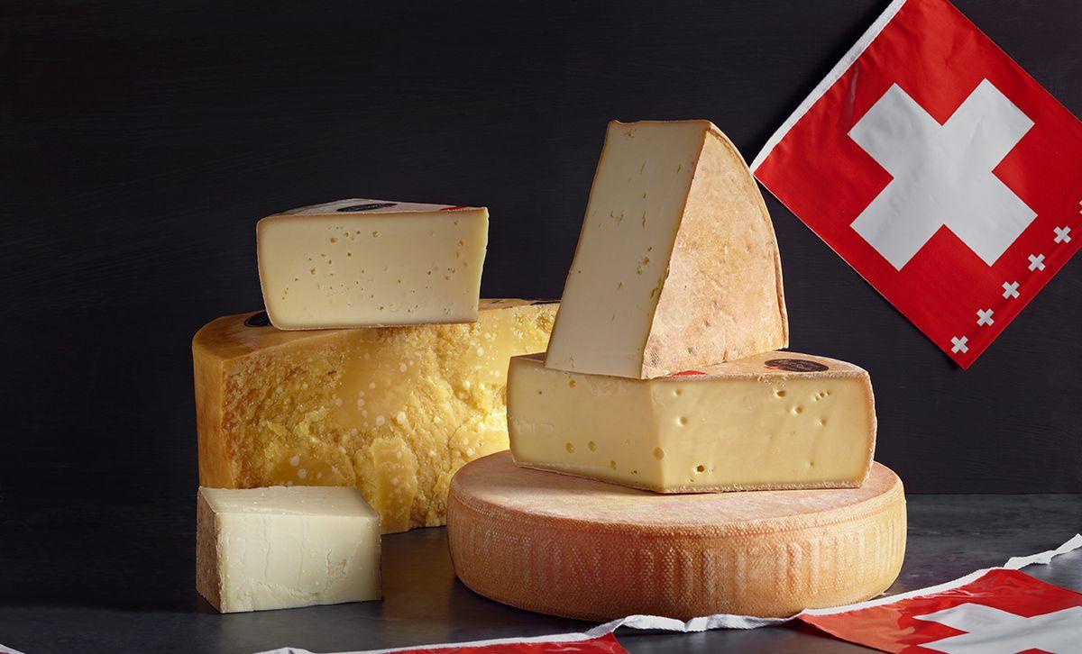 Факты о швейцарском сыре