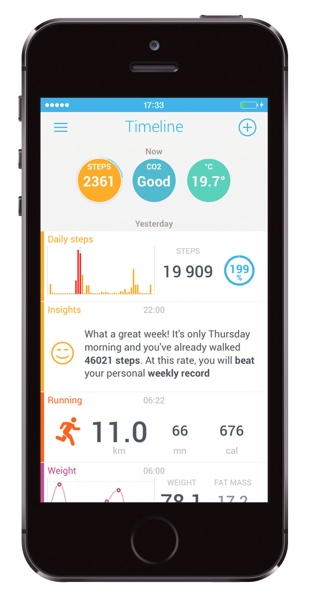 Withings PulseO2 black