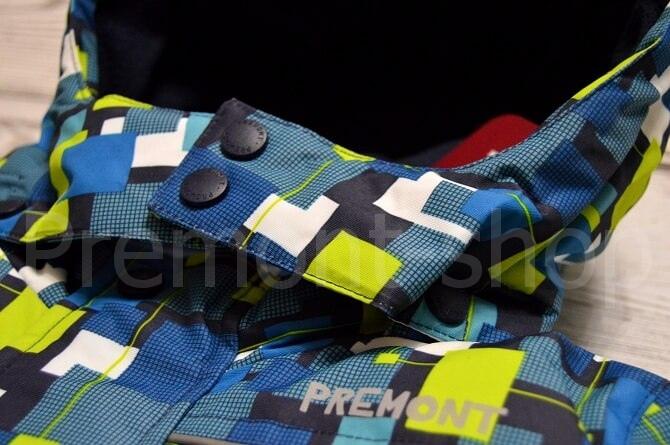 Капюшон костюма Premont Город Будущего