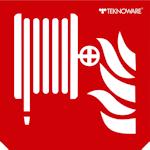 Стандартная пиктограмма пожарного указателя – пожарный кран