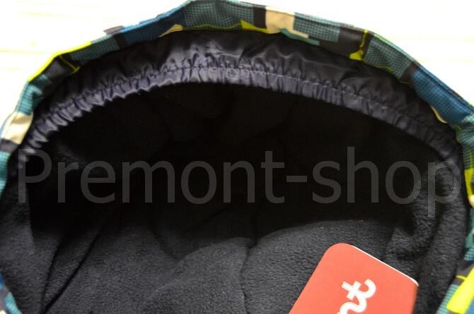Ветрозащитная шторка на костюме Premont Город Будущего