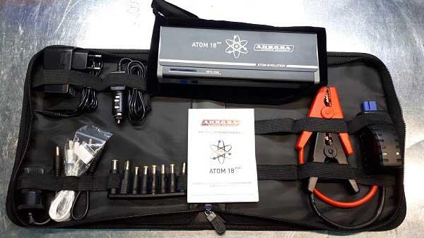 Комплектация Пускового устройства Aurora Atom 18 Evolution