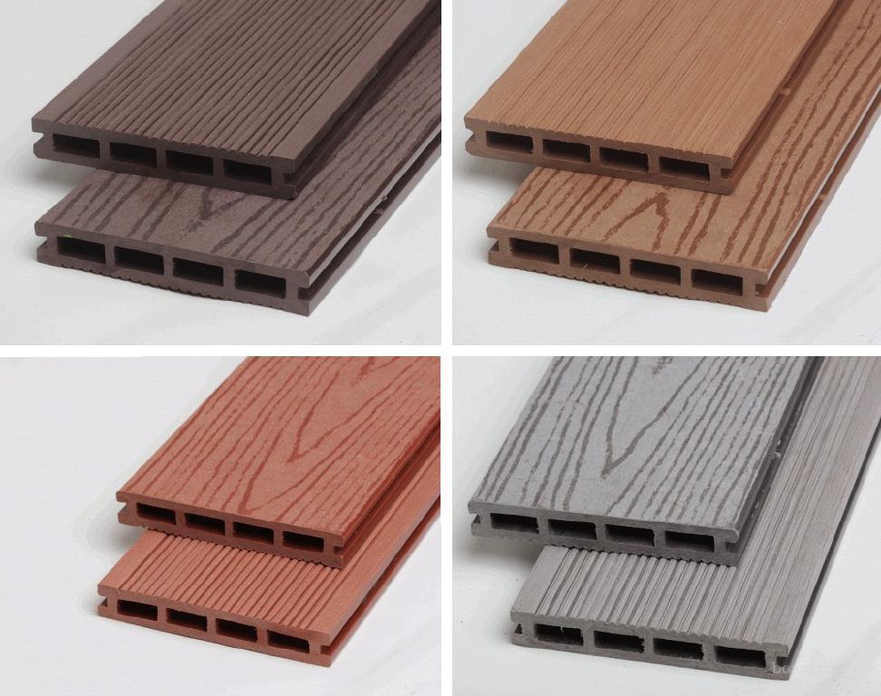 Основные характеристики полимерной террасной доски: