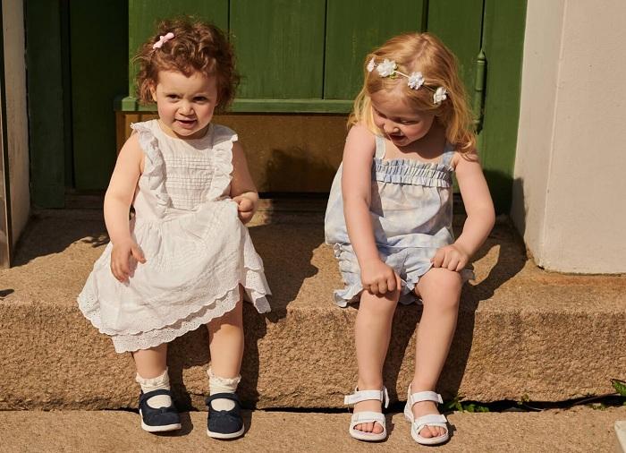 Туфли для девочек Viking Siri Mj Navy заказать в интернет-магазине Viking-boots