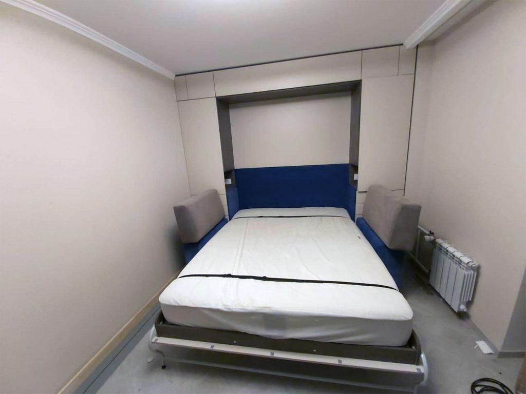 Шкаф-кровать Глория по индивидуальному проекта